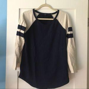287222b73b Women J Crew Baseball Sweater on Poshmark